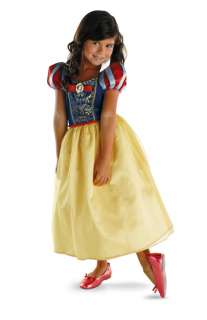 Disney Princess Snow White Classic Child Costume for Halloween   Pure