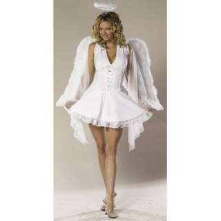 Adult Sexy Heavenly Angel Costume   Sexy Angel Costumes   15CS301
