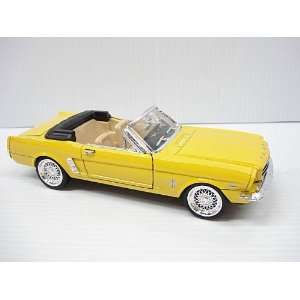 Sunnyside Die Cast 1964 1/2 Ford Mustang 1/24 Scale