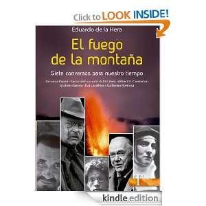 de la montaña (Colección Testigos) (Spanish Edition): Eduardo de