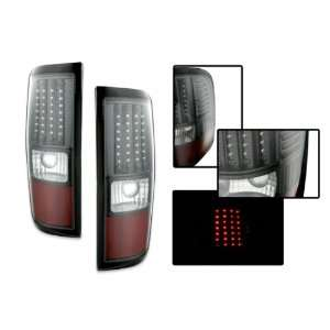 Ford F150 Led Tail Lights Euro Carbon LED Taillights 2004