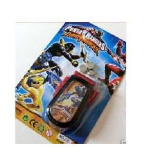 Power Rangers Toy Cell Phone & Batteries Toys & Games
