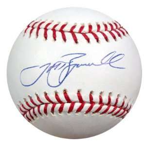 Jeff Bagwell Signed Baseball   PSA DNA #L73655