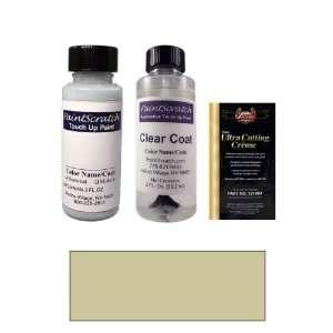 Oz. Harvest Gold Metallic Paint Bottle Kit for 2002 Mazda Truck (B2
