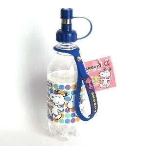 Peanuts Snoopy Design Dog Plastic Water Bottle