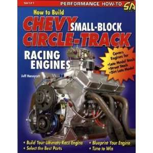 How to Build Chevy Small Block Circle Track Racing Engines [HT BUILD
