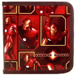 Ironman Iron Man CD DVD Case Electronics