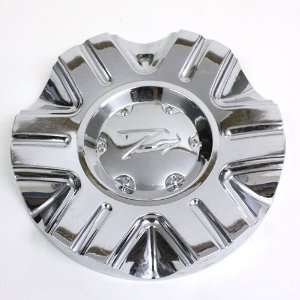 Zinik Z 6 Wheel Chrome Center Cap #Z085 Automotive