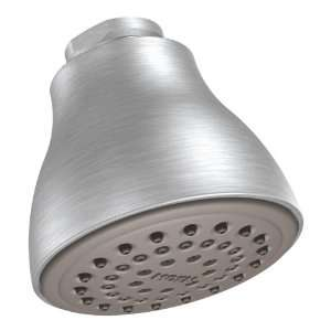 Function Easy Clean XL Shower Head, Brushed Chrome Home Improvement