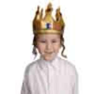 New Crown Child Costume Accessory Toys & Games