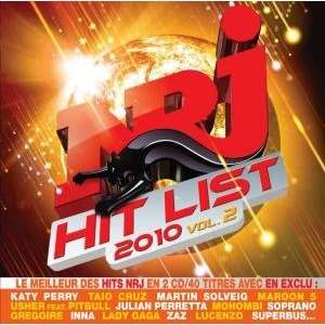 Nrj Hit List 2010 /Vol.2 Compilation, Justin Nozuka .fr