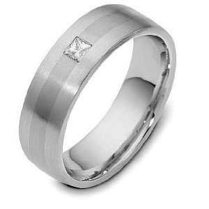 Diamond Comfort Fit Wedding Band Ring   12.5 Dora Rings Jewelry
