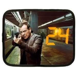 Brand New Laptop Netbook Notebook XXL Case Bag 24 Movie TV