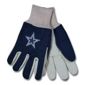 Work Gloves with NFL Football Team Sports Team Logo