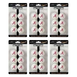 Alabama Crimson Tide NCAA Table Tennis 36 Ball Pack