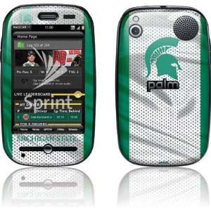 Michigan State University Spartans skin for Palm Pre Electronics