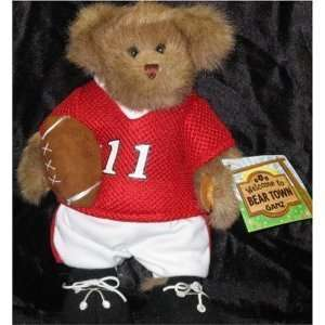 Bear Town Heritage Collection Dressed Stuffed Teddy Bear by Ganz Toys