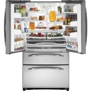 General Electric PGCS1RKZSS   GE Profile(TM) 20.5 Cu. Ft. Refrigerator