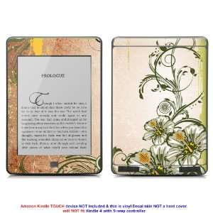 Kindle Touch (Matte Finish) case cover MAT KDtouch 553 Electronics