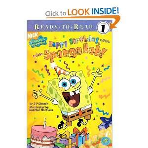Happy Birthday, SpongeBob! (Spongebob Squarepants Ready to