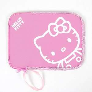 Hello Kitty 10 Notebook Bag Laptop Softcase Pink