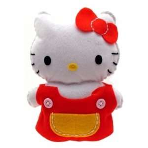 Hello Kitty   Sew A Hello Kitty Doll: Toys & Games