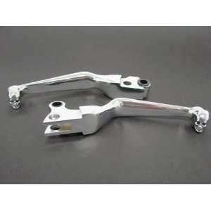 High Quality Billet Aluminum Chrome Skull Clutch Brake