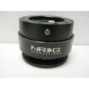 Kit Gen 2.0 Black Body Black Ring Steering Wheel Hubs Srk 330bk