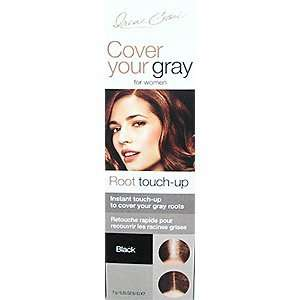 IRENE GARI Cover Your Gray for Women Root Touch Up Applicator 0.25oz