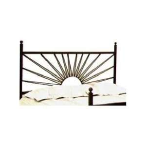 Grace El Sol Style Wrought Iron Bed Frame, Queen Size