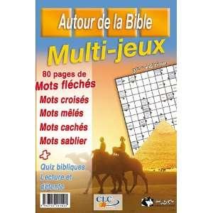 autour de la bible multi jeux (9782722201422): Haumonté