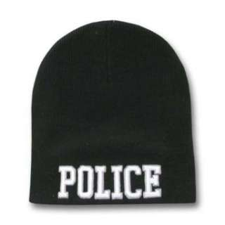 Law Enforcement Beanie   Police Clothing