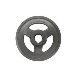 Duty Cast Iron Pulleys for Lawn Mowers 5 5/8 Patio, Lawn & Garden
