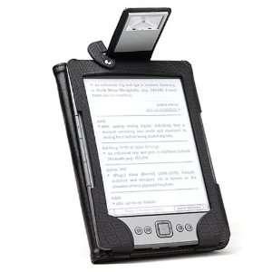 Kindle 4 4th Gen/Generation E Reader Leather Folio Case Cover