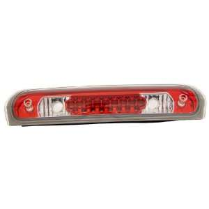 DODGE RAM 02 08 LED 3RD BRAKE LIGHT CHRYSTAL LENS / RED
