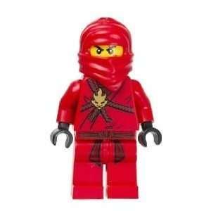 Kai (Red Ninja) Lego Ninjago Minifigure : Toys & Games :