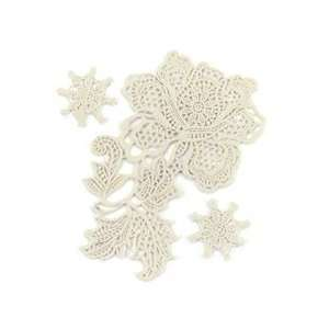 BasicGrey   Little Black Dress Collection   Lace Stickers