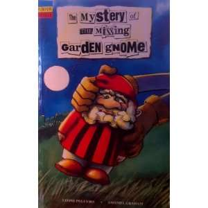 Mystery of the Missing Garden Gnome Small Book (Junior