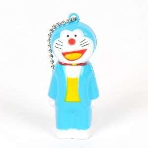 Doraemon Manicure Nail Clipper Cutter Keychain: Beauty