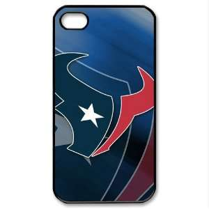 Designed iPhone 4/4s Hard Cases Texans team logo Cell