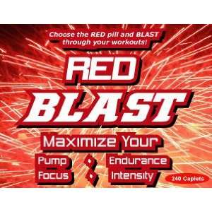 Red Blast Creatine Supplement Health & Personal Care