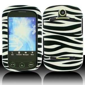 Panech P6010 Pursui II Black Whie Zebra Case Cover
