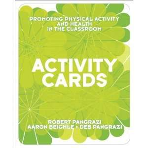 Activity Cards for Promoting Physical Activity and Health