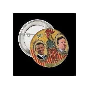 campaign pins pinbacks button badges OBAMA WEBB