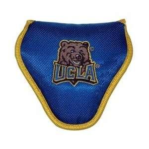 Bruins NCAA College Golf 2 Ball Mallet Putter Cover