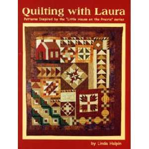 BK1186 QUILTING WITH LAURA BY RCW PUBLISHING Arts, Crafts