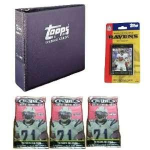 2007 Topps NFL Team Gift Sets   Baltimore Ravens