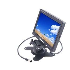 TFT LCD Color Car Rear view Headrest Monitor DVD VCR: Car Electronics