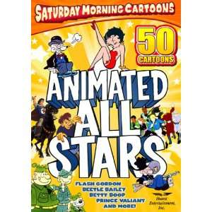 Animated All Stars, Vol. 1 Betty Boop, Flash Gordon
