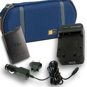 Protective Case Logic Travel Carrying Case for the PSP 1000 & and SONY